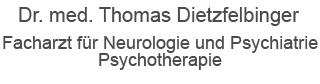Praxis Dr. Thomas Dietzfelbinger
